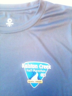 My Newest Race Shirt! I have a FEW Now!